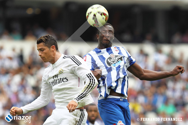 Depor Real Madrid  FFG 042