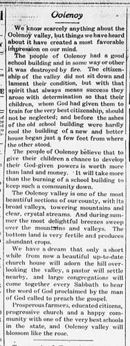Pickens Sentinel Jan 25 1917