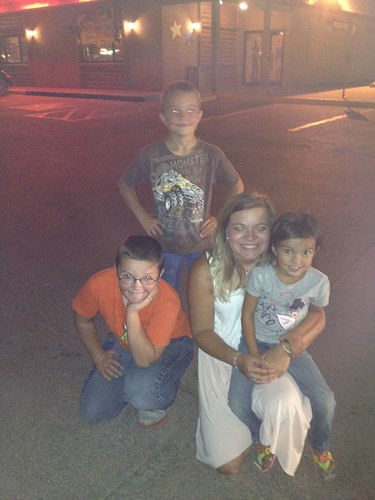 The Russell kids and I :)