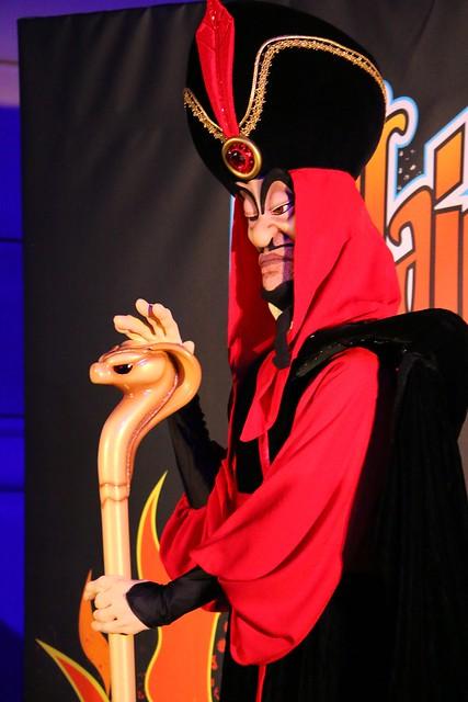 Villains Unleashed event at Walt Disney World