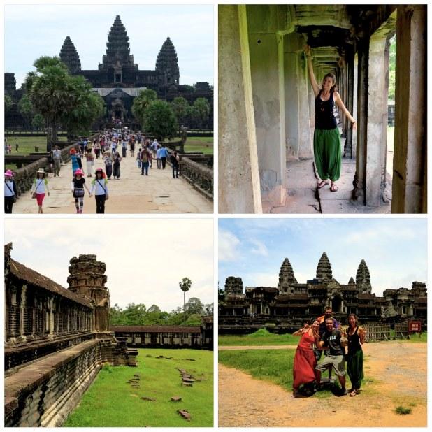 Como visitar los templos de Angkor Wat