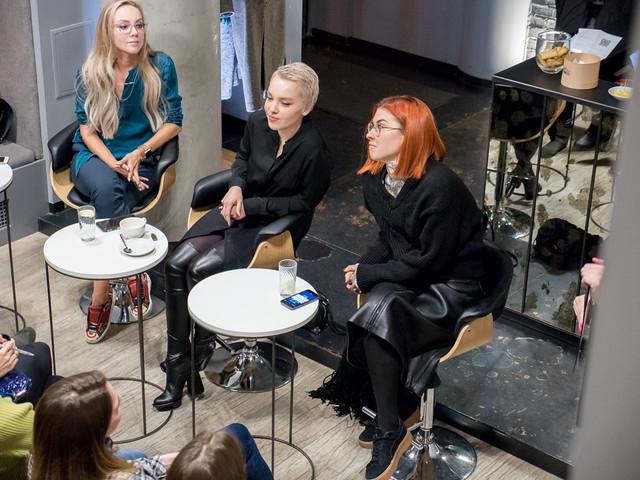 01 BeautyHub Тина Анотоненко, Даша Тайвас, Анна Денисенко