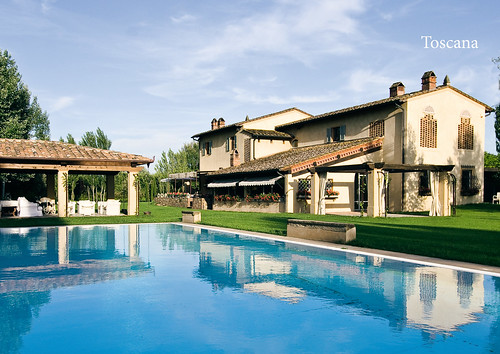 House Tuscany (ITA) outside