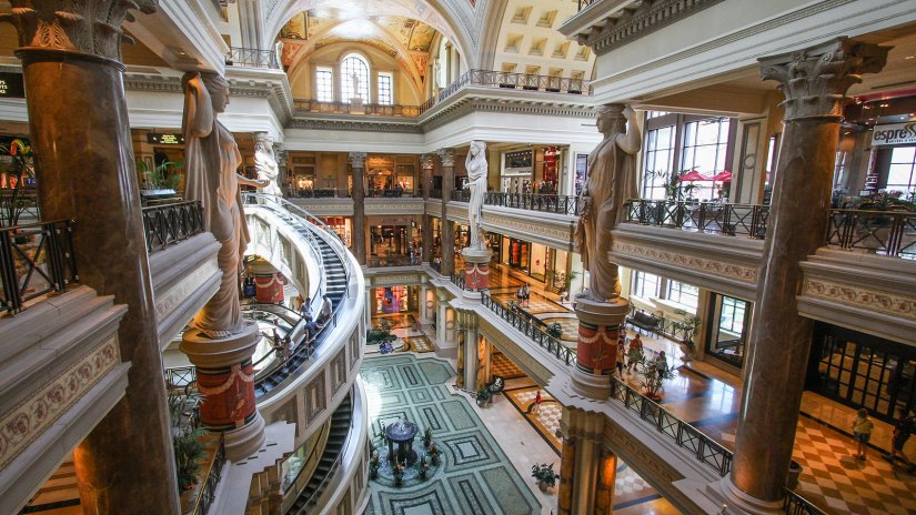 Las Vegas, Ceasar Palace, USA