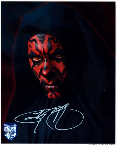 099-Ray Park-Darth Maul