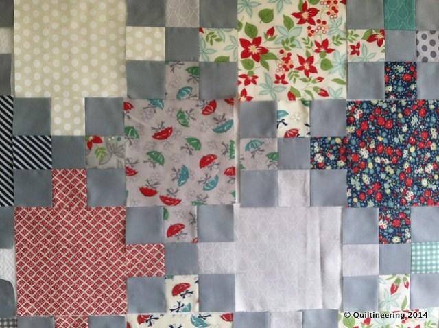 Granny Squares Quilt