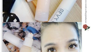 [彩妝] BEVY C.專業妝前保養。SPF35裸紗親膚透顏粉底液新品兒