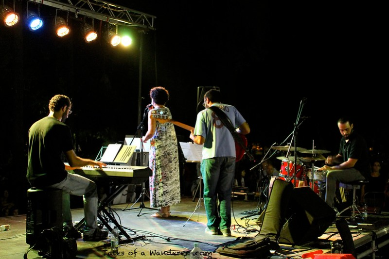 SEVILLA - Parque de María Luisa - (2º Jazz in Green - Nat'n Jazz)
