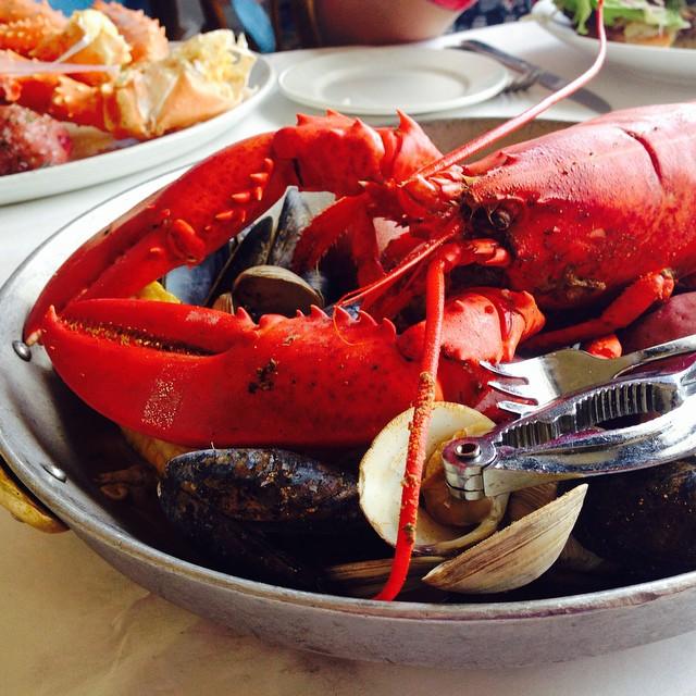 #lobster #lunch #dinearounddisney2014 #tppb
