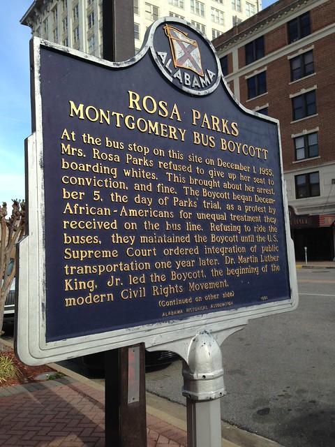 Rosa Parks Museum, Montgomery AL