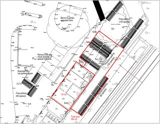Draft Lease area - Ely Cycle Point
