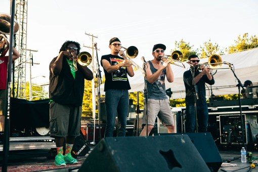 No BS Brass Band