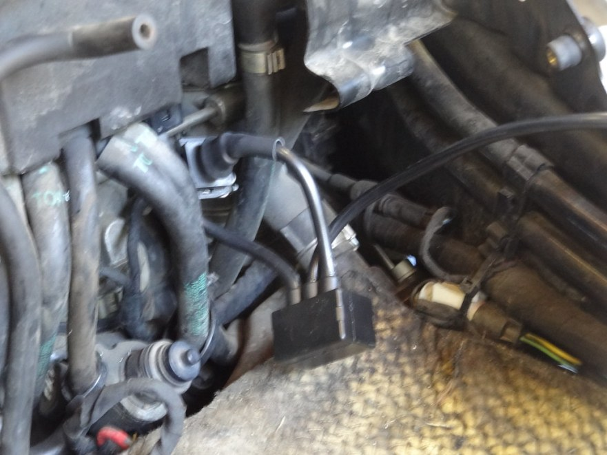 Booster Plug Installation