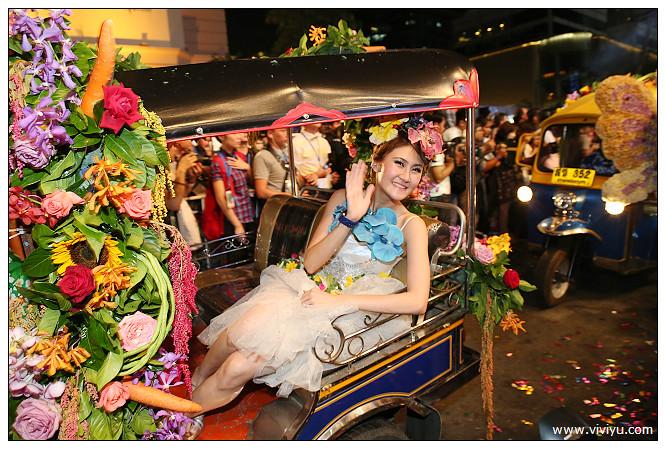 免簽證費,嘟嘟車,曼谷,泰國,泰國小姐,觀光,購物季 @VIVIYU小世界