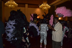 192 Black Indians at the Divine Ladies Ball