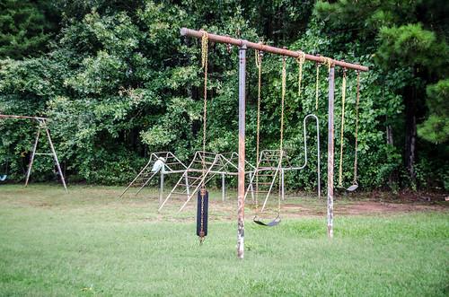 Creepy Playground