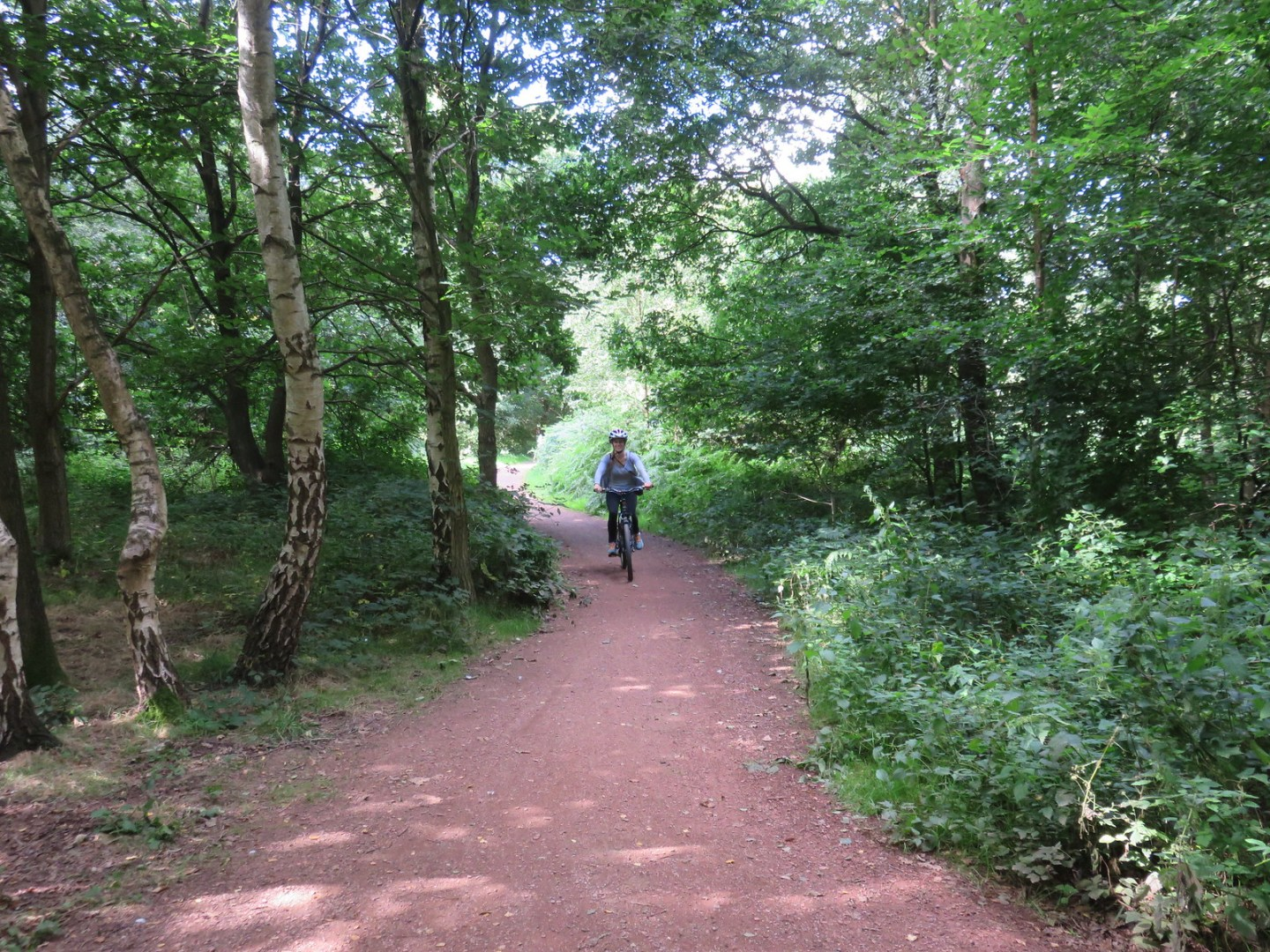 Cycling the National Cycle Network