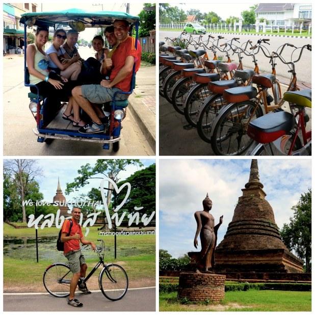 Que ver en Sukhothai