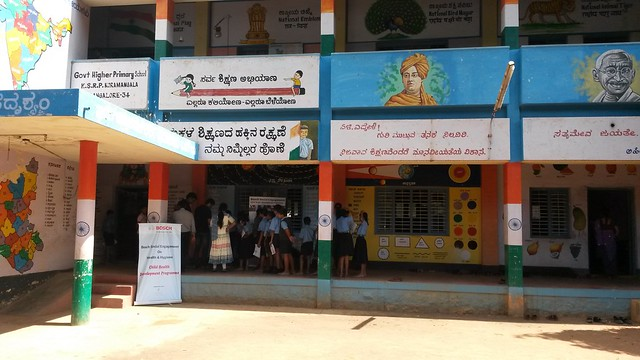 school health programme bosch csr