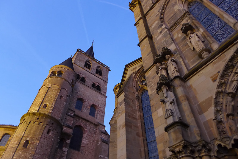 A la découverte de Trier (Allemagne) - 024 - Dom Trier