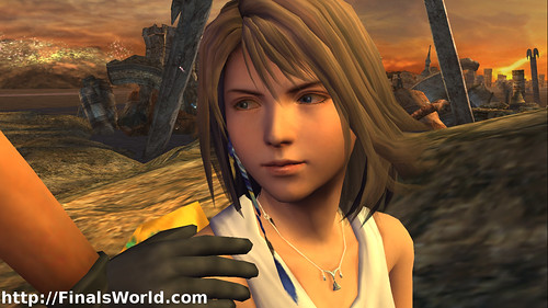 Final Fantasy X widescreen