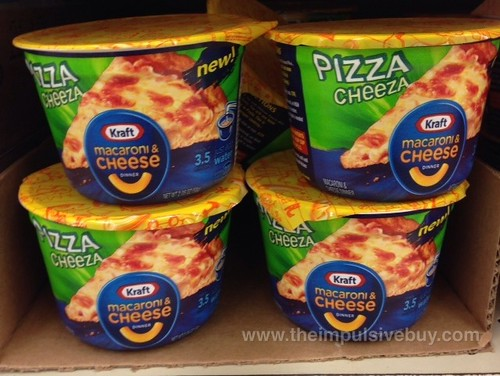 Kraft Pizza Cheeza Macaroni & Cheese Cup