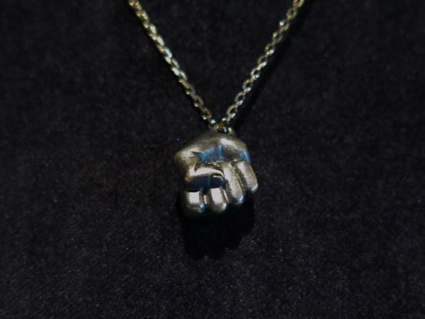 Solange Azagury-Partridge Bareknuckle Pendant