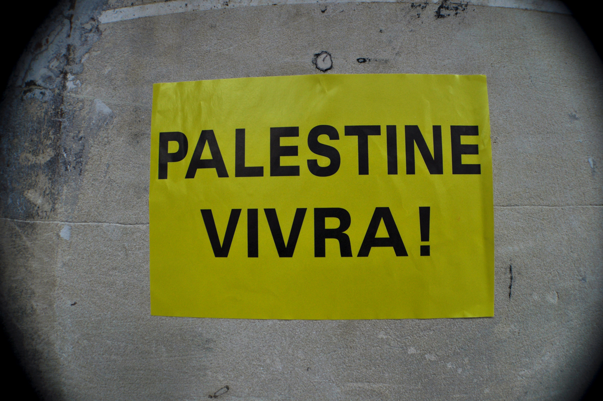 PALESTINE VIVRA !
