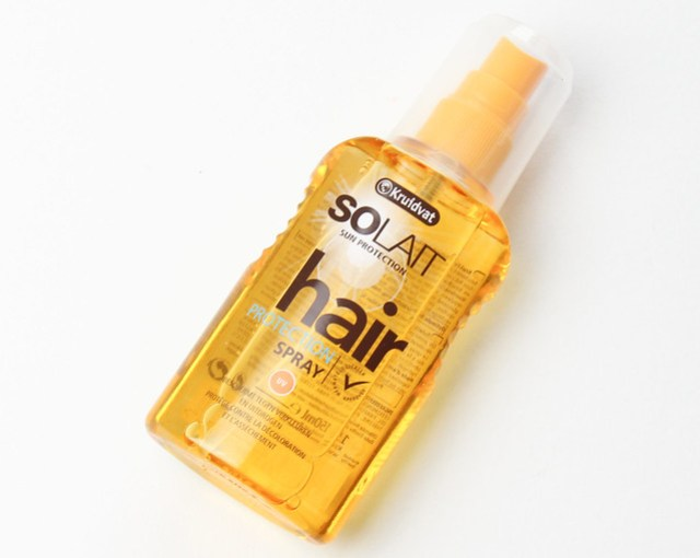 hair protection spray