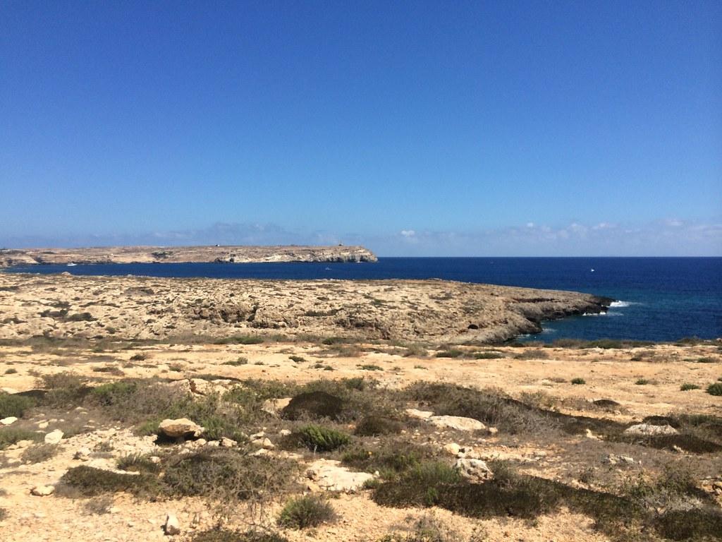 Lampedusa Cala Uccello - Fraintesa.it