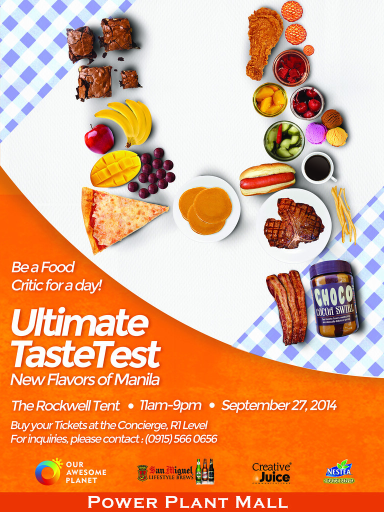 UTT 12: Foodie Survival Guide to the 4th Rockwell Ultimate