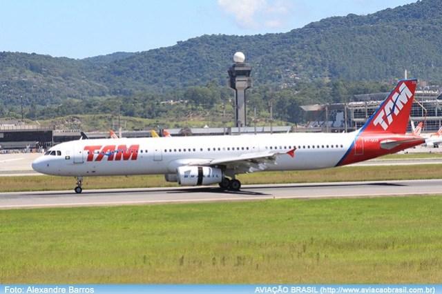, TAM e LAN no Terminal 3 de Guarulhos, Portal Aviação Brasil