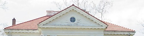 Classical Revival Roof