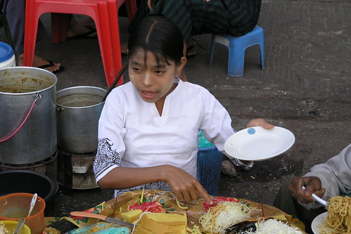 Myanmar - Yangon - Street Life - 19