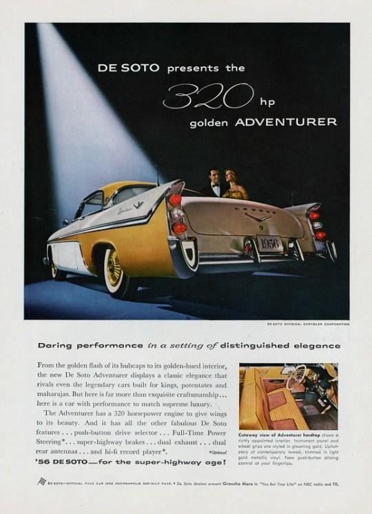 1956 De Soto Adventurer