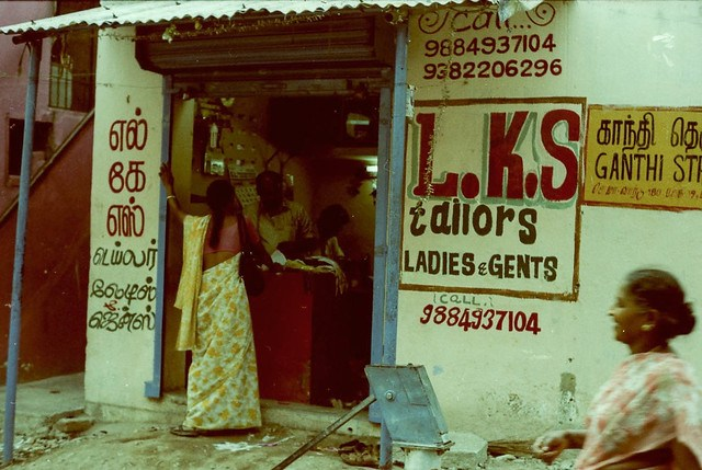 Visit to the Tailor