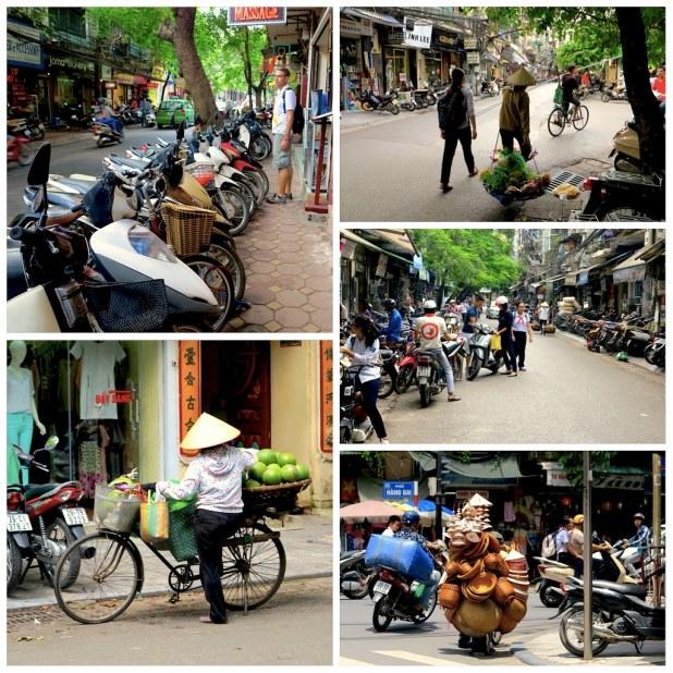 Hanoi, capital Vietnam