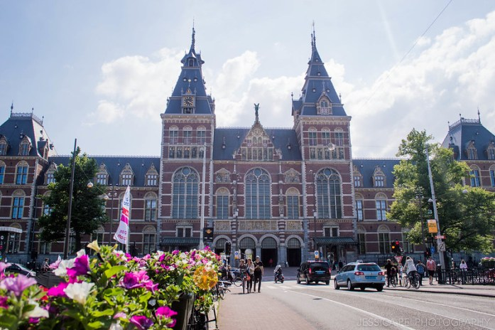 Rijksmuseum Amsterdam Museumplein