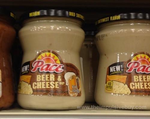 Pace Beer & Cheese Dip