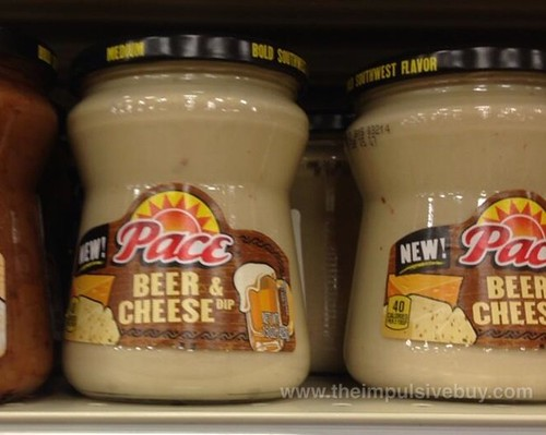 Pace Beer & Cheese Dip