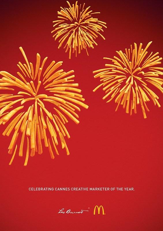 Mcdonalds - Leo Burnett Celebrating