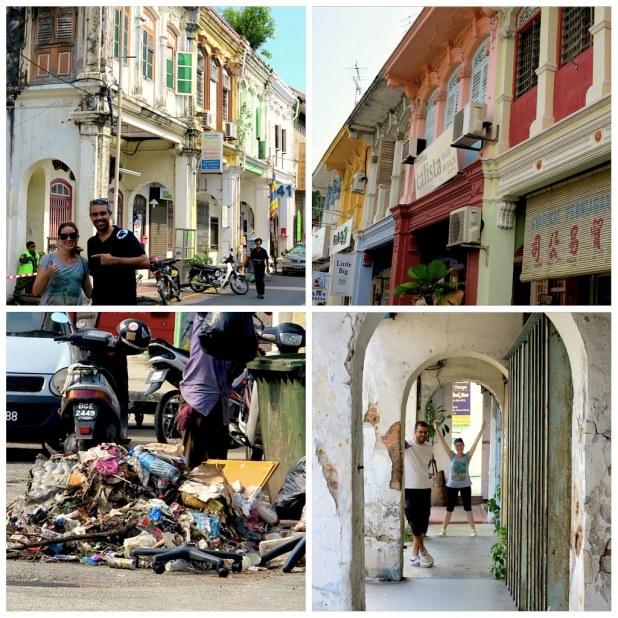 Georgetown colonial Penang