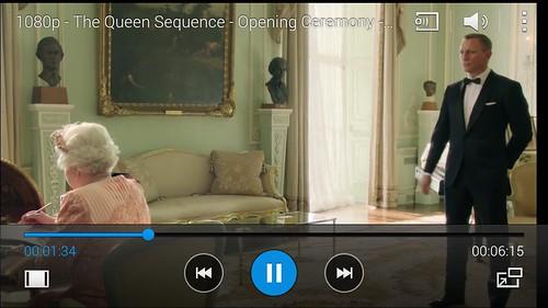 คลิปวิดีโอ 1080p บน Samsung Galaxy K Zoom
