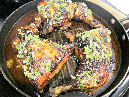 Southwestern Grilled Chicken with Lime Butter