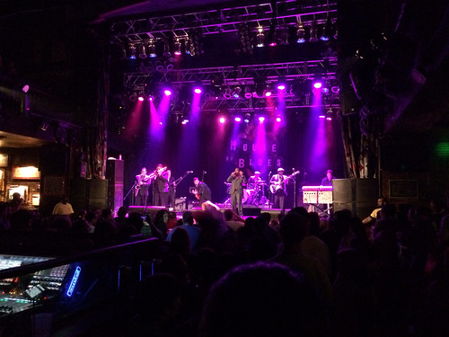 Angel City Records Soul Revue at the Wet Hot Skamerican Summer at the House of Blues, Anaheim