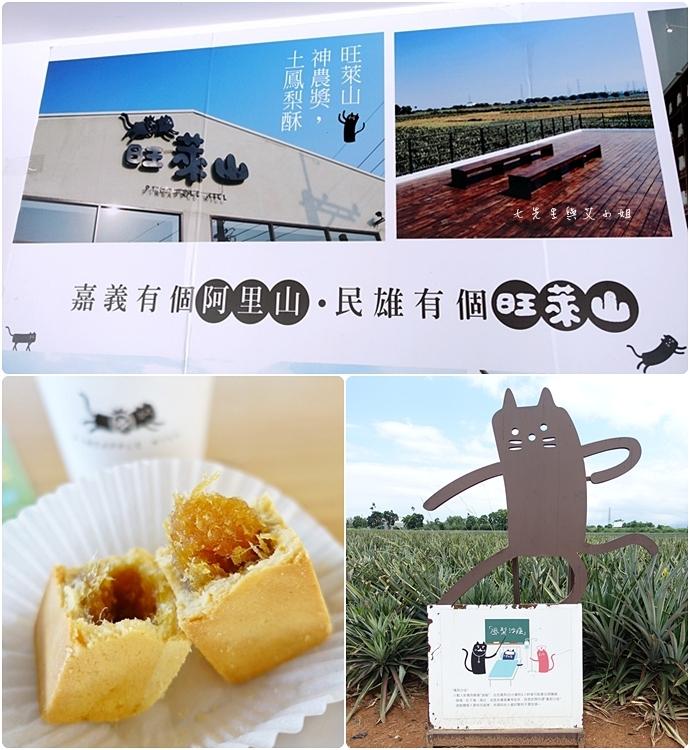 旺萊山鳳梨酥觀光工廠 遊嘉義民雄必吃美食 ∣ 食遊記 嘉義 民雄 - 七先生與艾小姐