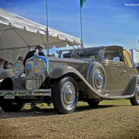 1930 Minerva 80138 AL: Best of Show Concours International at the Greenwich Concours, 2014