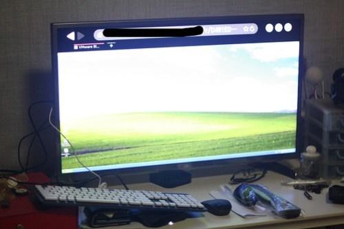 ต่อ Keyboard กับ Mouse แล้วเข้าใช้เครื่องคอมพิวเตอร์ผ่าน VMWare View Client บนเบราวเซอร์