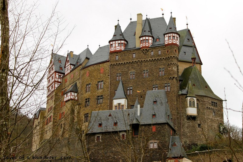 WIERSCHEM - Burg Eltz