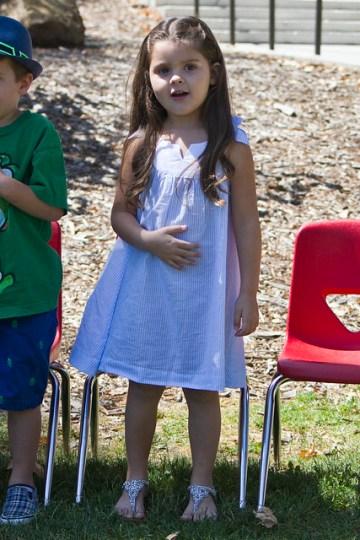 preschool singing